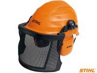 Шолом STIHL Aero Light із захисною сіткою і навушниками,(00008840141)