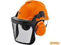 Шолом STIHL Special із захисною сіткою і навушниками (00008842401)