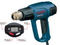Термоповітродувка (термофен) Bosch GHG 660 LCD