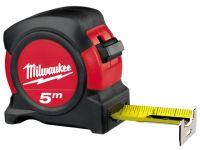 Рулетка 5 м MILWAUKEE з широкою базою не магнітна 48225705