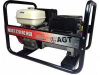 Генератор бензиновий AGT WAGT 220 DC KSB