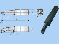 Різець розточний для глухих отворів 20х20х170 Т5К10