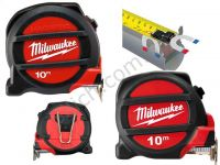 Рулетка MILWAUKEE Magnetic Tape PREMIUM 10м 48227310