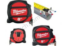 Рулетка MILWAUKEE PREMIUM Magnetic 8м 48227308